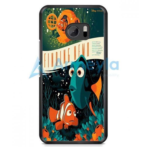 Finding Nemo Address HTC One M10 Case | armeyla.com