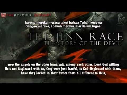 Sejarah Jin dan Iblis Menurut Al-Qur'an dan Hadist