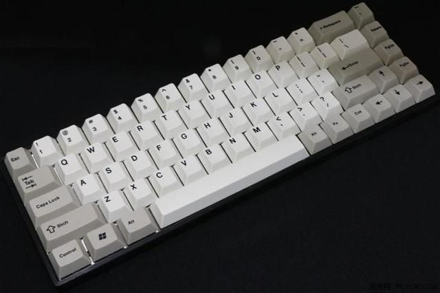 DHL EMS TADA68 MINI 60% Mechanical Gaming Keyboard White Backlit MX Gateron Switches PBT Keycaps Macro programming MINIUSB