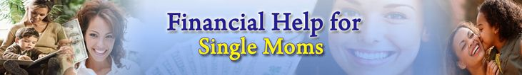 HELP FOR SINGLE MOTHERS IN NORTH DAKOTA | Financial help for single moms