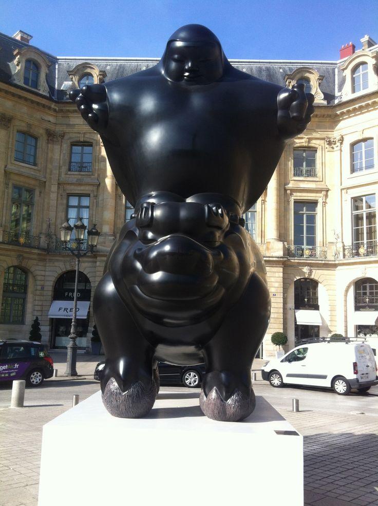 Place Vendome, Paris France.