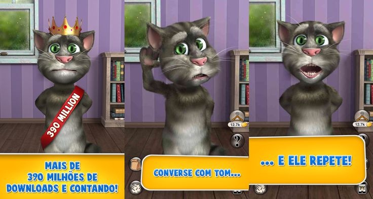 Talking Tom Cat 2 para Android
