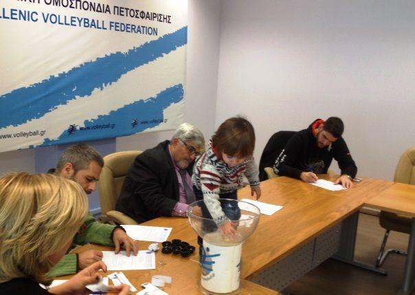drapetsonavolley: Η κλήρωση της Β' φάσης του Κυπέλλου Ανδρών (2η αγω...