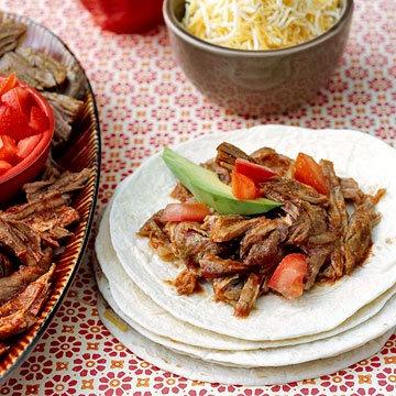 Shredded Pork Tacos Recipe | Food Recipes - Yahoo! Shine