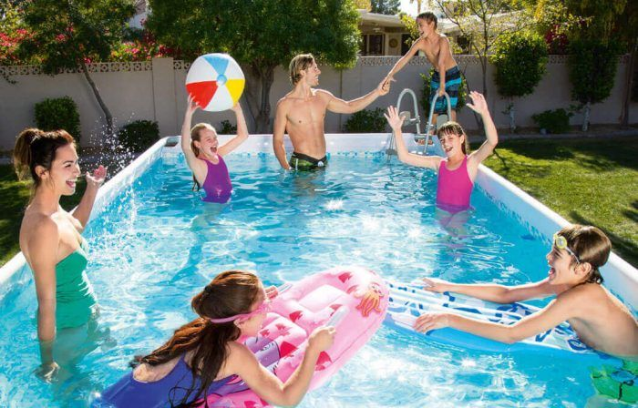 Different Types Of Pools Which One Is For You In 2020 Pool Swimming Pools Swimming
