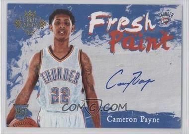 2015-16 Panini Court Kings Fresh Paint #FP-CP - Cameron Payne