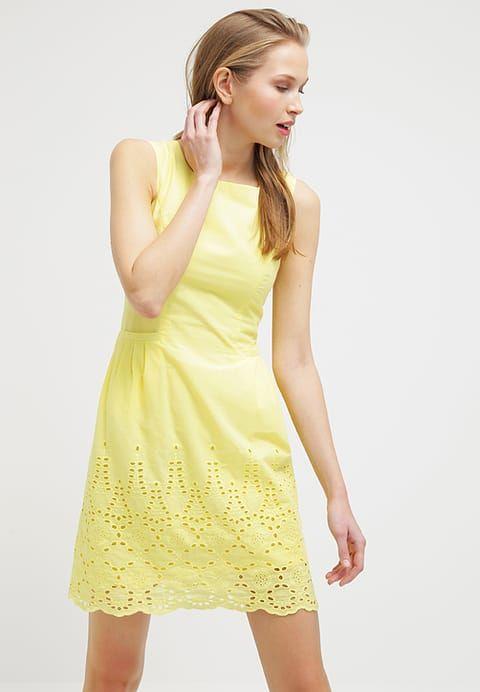 Zomerjurken Yumi Korte jurk - yellow Geel: € 47,95 Bij Zalando (op 9-1-17). Gratis bezorging & retournering, snelle levering en veilig betalen!