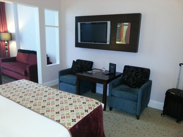 Executive suite with sitting room http://www.carltonhotelblanchardstown.com/
