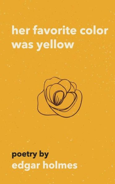 Her Favorite Color Was Yellow|Paperback