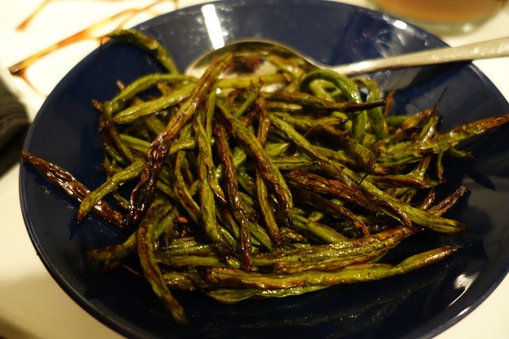 Roasted String Beans That Are as Good as French Fries
