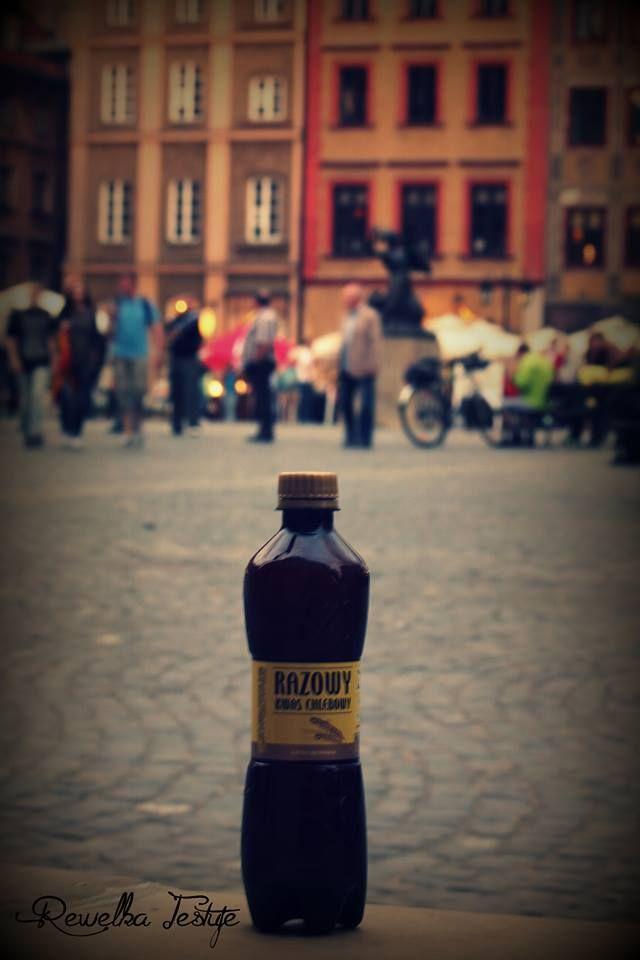 spacerkiem po warszawskiej starówce :)