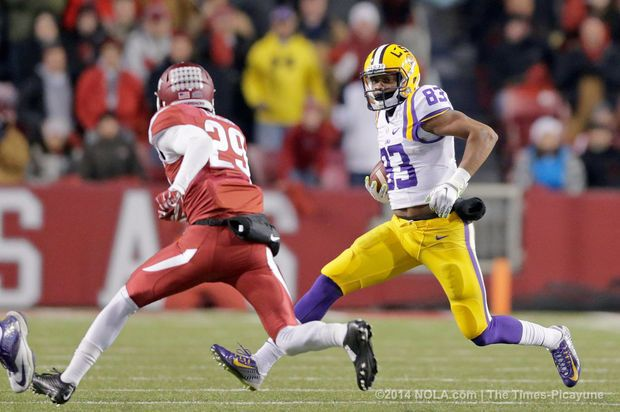 LSU-Arkansas scoring summary and stats | NOLA.com