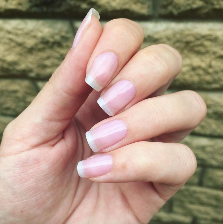Good morning! We get asked all the time about who can benefit from our Pink Gel … Good morning! We get asked all the time about who can benefit from our Pink Gel Coat? ⠀ ⠀ Our answer: EVERYONE! ❤️ All nail types deserve strong, healthy, beautiful nails, but we highly recommended it for anyone with brittle nails.⠀  Shop your Pink Gel Coat: <a href=