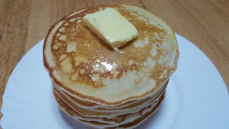Pancake, pancake mix, aunt jemima pancake mix