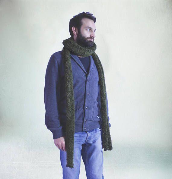 Scarf husband scarf  christmas gift christmas gift ideas