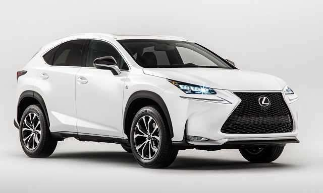 2017 Lexus Nx Hybrid Is High Cl Luxurious Mid Sized Suv That Will Bring Revolution In The Car Market Experts Are Expecting Tha
