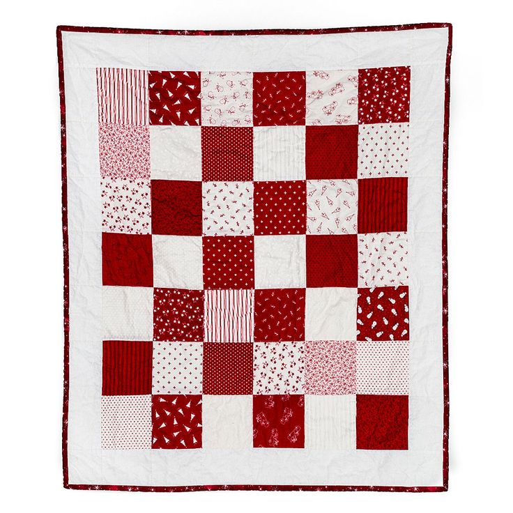 Winter Baby - Baby Quilt 32x35 $75