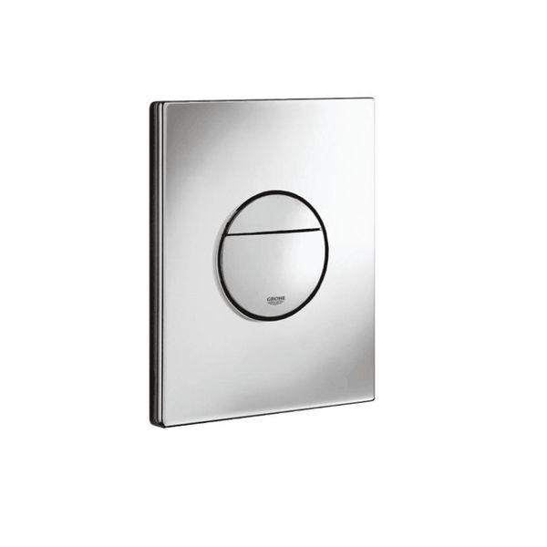 Grohe Nova Cosmopolitan Flush Plate | Flush Panels | CP Hart