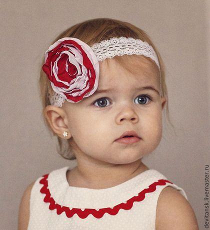 Повязка на голову для девочки - повязка для девочки,повязка на голову
