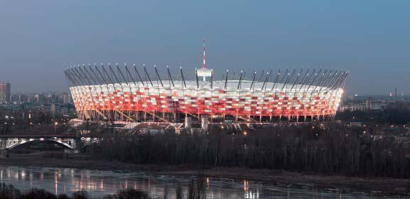 National Stadium in Poland
