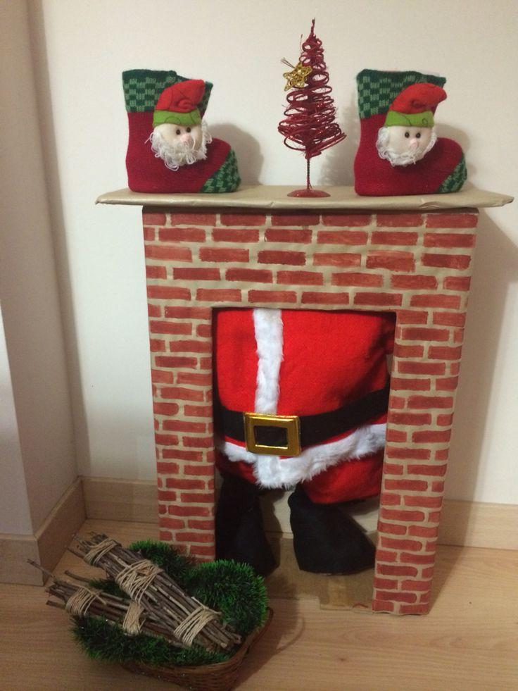 Christmas crafts #conmismanitas #babbupi.com
