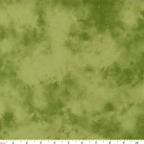 Marbled Avocado Fabric by Carousel Designs.