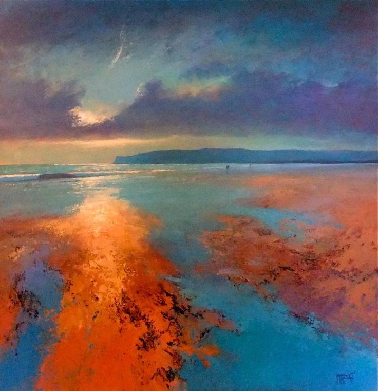 Last Light, Camber Sands by martin bullivant