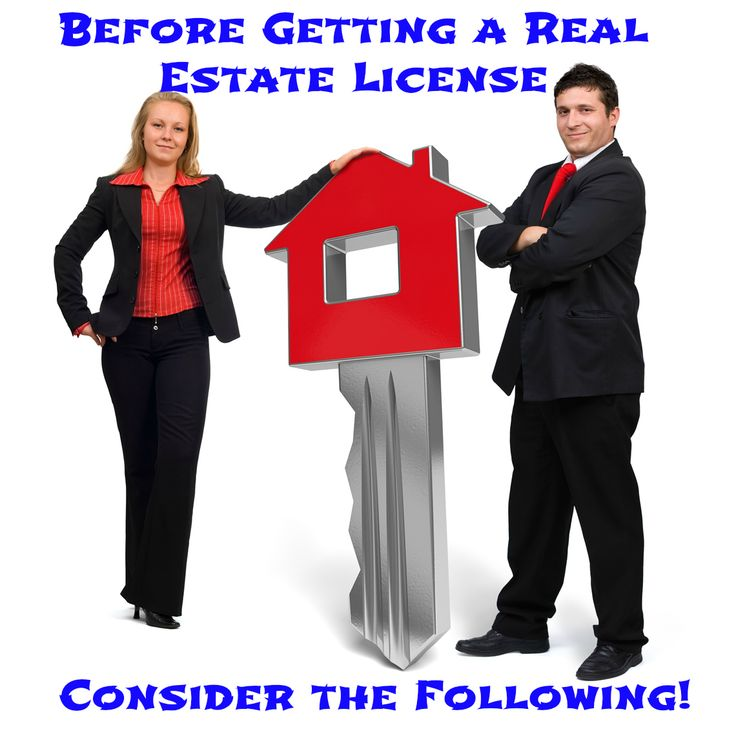 Before Getting a Real Estate License, Consider These Things! #careers #realestate
