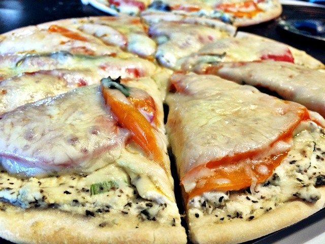 Les 17 meilleures images concernant sndwchs, etc sur Pinterest - cuisson pizza maison four electrique