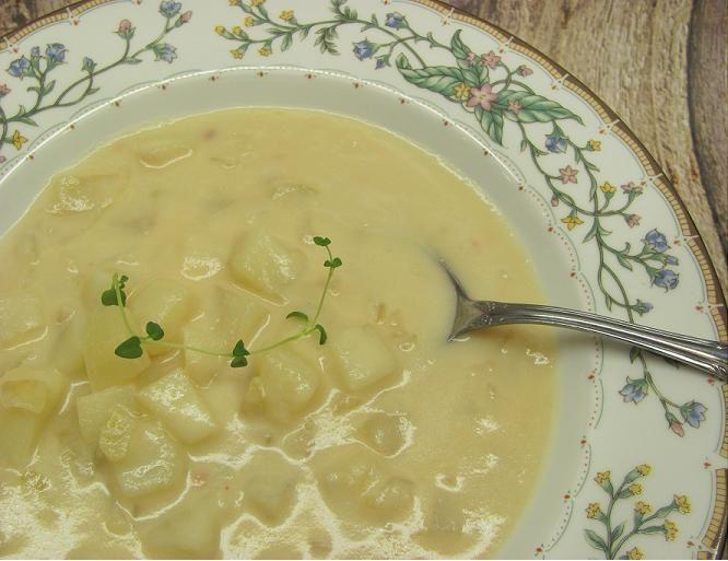 Recipes for You: Potato Soup