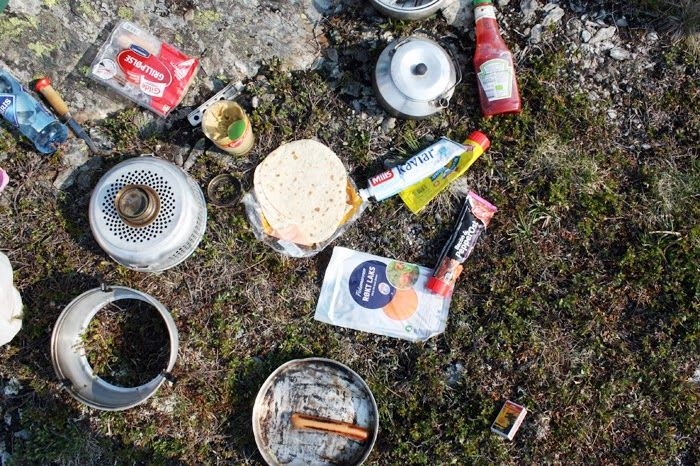 Travelling on a budget: Camping is free in Norway ad you can camp almost everyone