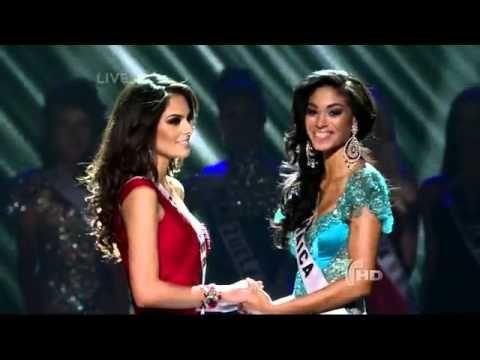 Final Miss Universo 2010 - Gana Jimena Navarrete de México