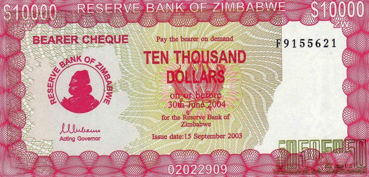 HD Widescreen zimbabwean dollar
