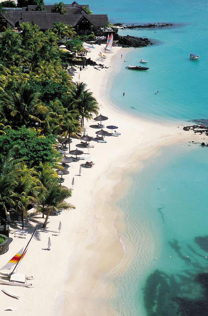 Destination of Your Dreams - Island of Mauritius