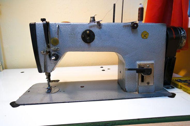 Уход за швейной машиной 1022 класса