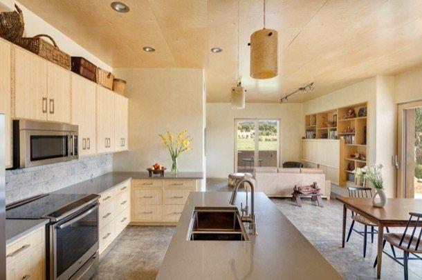 TAOS-House-casa-pasiva-cocina                                                                                                                                                                                 Más
