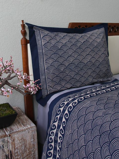 17 Best Images About Navy And White Duvet Cover On