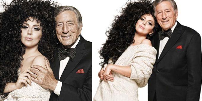 La voce e l'imponente immagine artistica di Lady Gaga e di Tony Bennet, si mescolano agli iconici anni '40, insieme ad ironia e arte per il prossimo Natale.http://www.sfilate.it/236541/hm-lady-gaga-per-natale-stile-anni-40