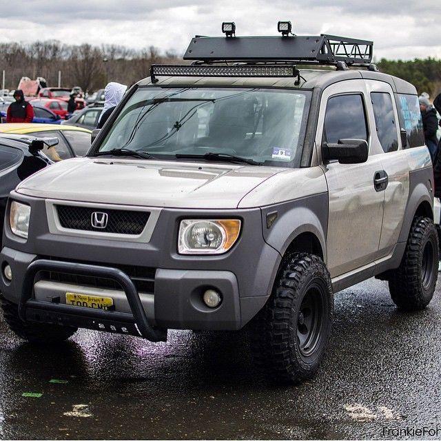 Honda Pilot Supercharger: Image Result For Offroad Honda Element
