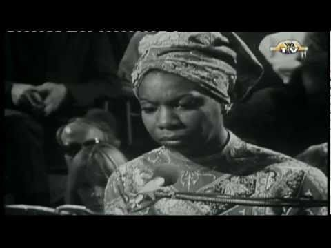 ▶ Nina Simone - I put a Spell on You.... Perfect for Halloween
