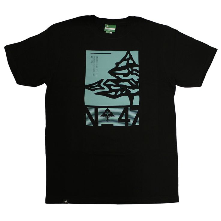 LRG TALES OF THE TREE T-SHIRT BLACK£24.99 www.everythinghiphop.com