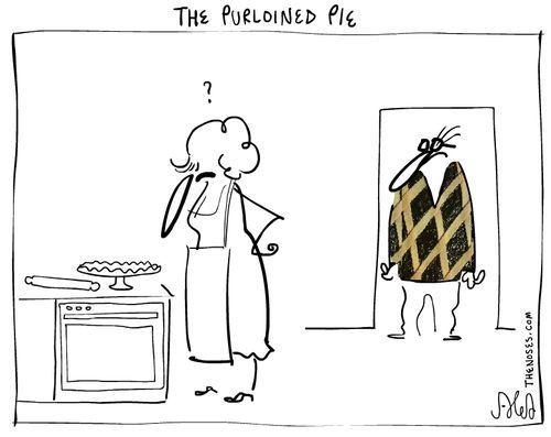 The Purloined Pie
