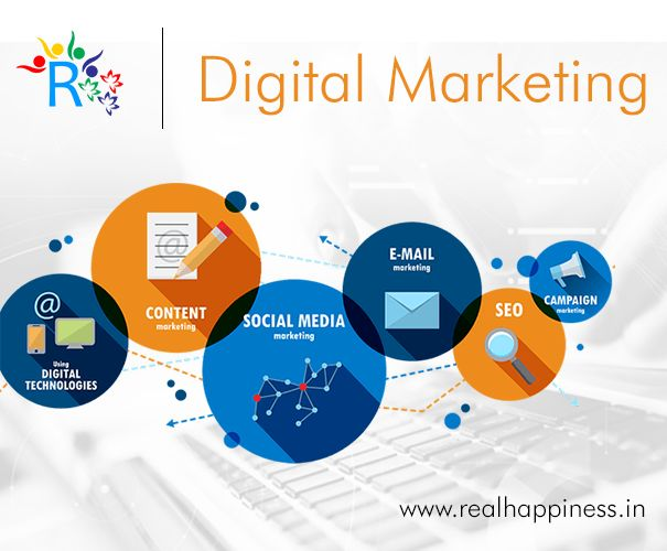 #Digital_Marketing is a broad term. It promotes your #business, product, brand, service or works through #digital #technology,   At #Real_Happiness; we promote your business digitally with the aim to make your company achieve their #business_goals!  Contact to upgrade your business or visit https://realhappiness.in/  #website_designing_in_rishikesh #website_designing_in_uttarakhand #website_designing_in_india #digital_marketing_in_uttarakhand