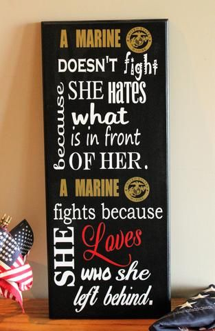 Female Marine Corps