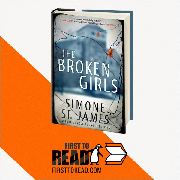 Sign up on First to Read for a chance to read THE BROKEN GIRLS before it releases!