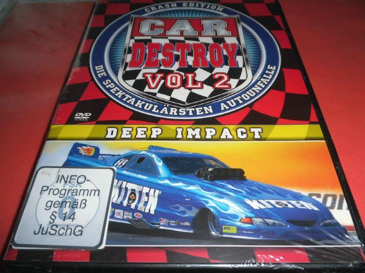 Car Destroy Vol. 2 - Deep Impact    OVP / NEU 5,99 €