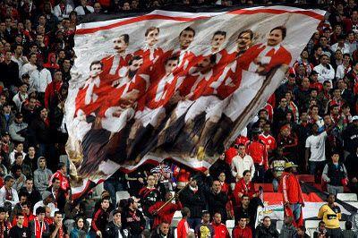 O Belo Voar da Águia: O Benfica de hoje e o futuro...