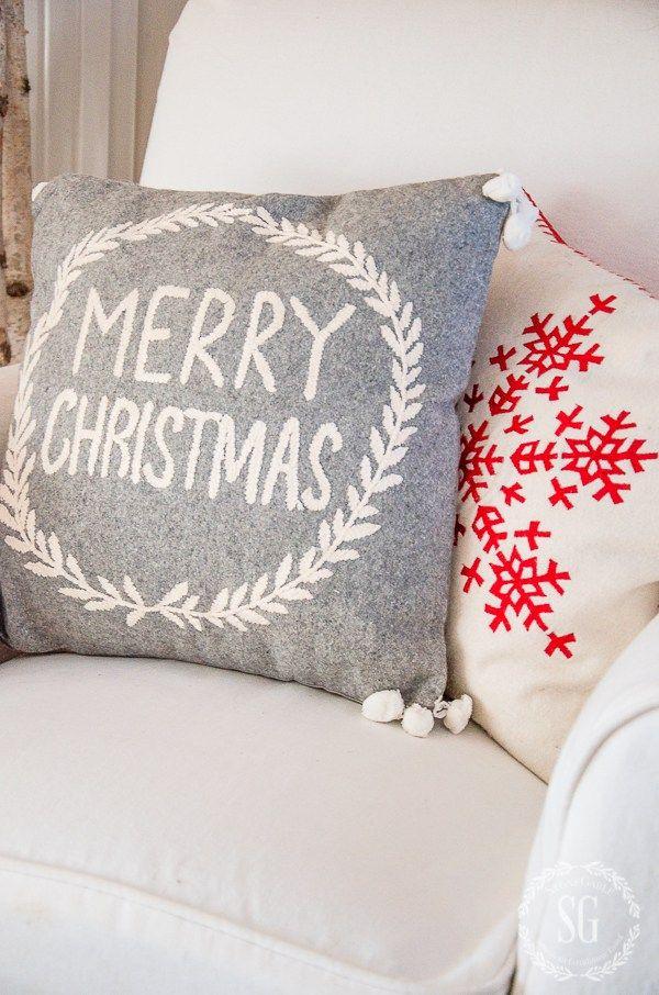 Decorative Christmas Pillows cheap christmas pillows cheap - decorative christmas pillows