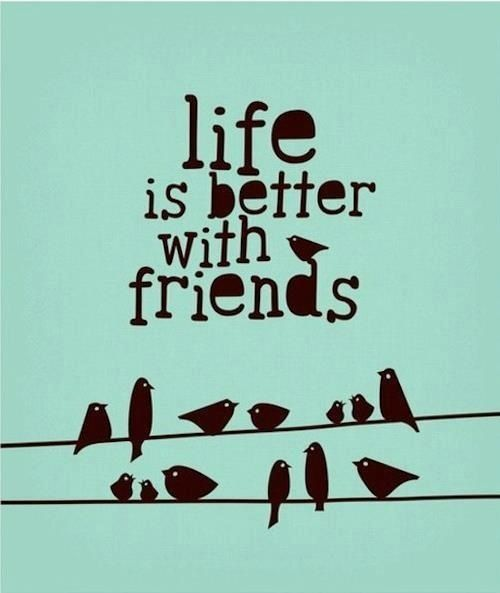 Quotes about friendship ✿