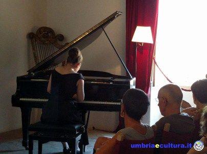 Spoleto. Marianna Abrahamyan a Musica da Casa Menotti